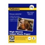 High Glossy-korkeakiiltoinen valokuvapaperi 240g 20x13*18cm
