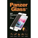 PanzerGlass iPhone 6/6s/7/8/SE 2 gen, hvit