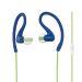 Koss hörlurar KSC32iB In-Ear mic, blå