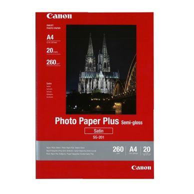 CANON Fotopapir Semigloss A4 20 ark 260g