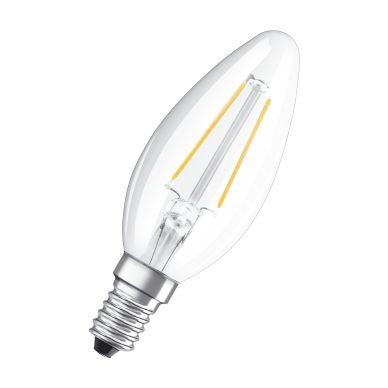 Bild OSRAM Osram LED Retrofit Glühlampenkerze E14 3W