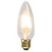 Decoration LED Klar filament lampa E27