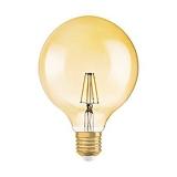Osram LED Globe 51 E27 FIL Guld