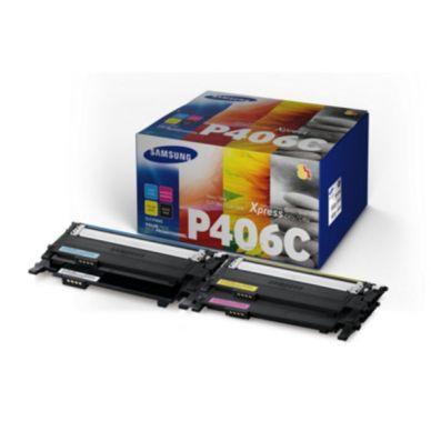 SAMSUNG Värikasetit B/C/M/Y, Rainbow kit