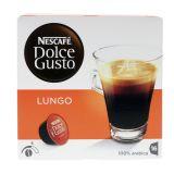 Nescafe Dolce Gusto Lungo kahvikapselit, 16 annosta