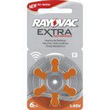 Rayovac EXTRA advanced 13 ORANGE