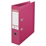 Mappi Esselte No1 PP FSC® A4/75mm fuksia