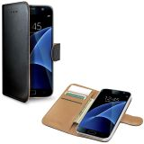 Celly Wallet Case Galaxy S7 Sv/be