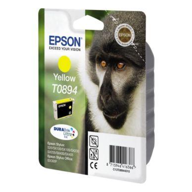 EPSON Mustepatruuna keltainen 3,5ml