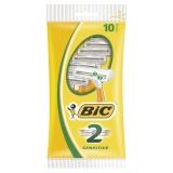 BIC Rakhyvel  Sensitive 2-blad 10/fp