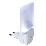 LED nattlampa Frostad EUR plugg 0,5W