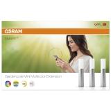 Osram Smart+ Små Trädgårdsstolpar Färg Förlägning