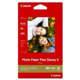 Fotopapir Glossy Plus 10x15 50 ark 260g