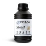 PrimaCreator Value UV / DLP DLP Resin - 500 ml - Sandfärgad