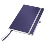 Muistikirja Style A5 pehmeä viivat 80ark.sininen
