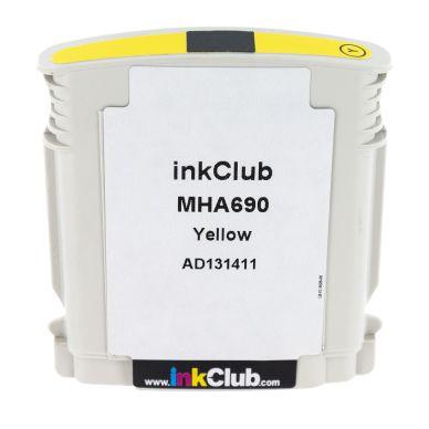 inkClub Blekkpatron gul Nr 940XL, 1800 sider