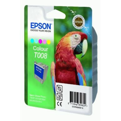 EPSON Mustepatruuna 5-väri 46ml