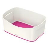 Opbevaringsbakke Leitz MyBox® Hvid/Lyserød