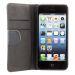 GEAR Plånboksväska iPhone 5/5S/SE Magnetskal