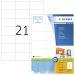Etikett HERMA Premium 70x42,3 (100)