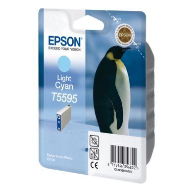 EPSON Mustepatruuna vaalea cyan 13ml