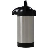 Airam pumpekanne i stål 3,0 L