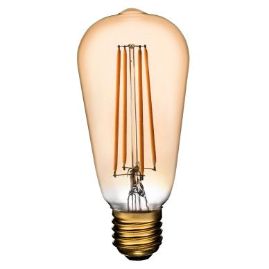 Bild AIRAM Airam Filament LED Edison Antique E27 4W