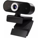 LogiLink Webbkamera HD 720p m. mikrofon