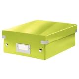 Sorteringslåda S Click & Store WOW grön