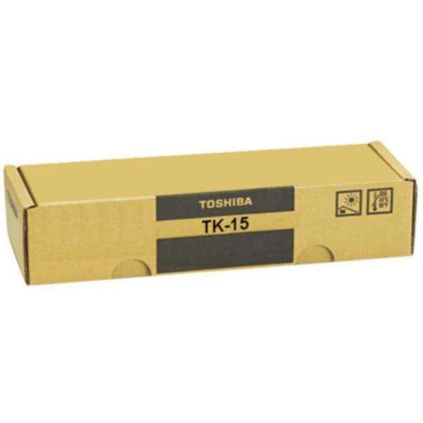 Pris på TOSHIBA Tonerkassett sort 15.000 sider 21204094 Tilsvarer: N/A