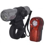 Oxford Ultra Torch Cykelbelysning 9-LED set