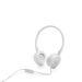 HP H2800 kuulokkeet valkoinen/hopea
