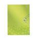 Strikkmappe Leitz WOW PP A4 Grønn