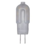 Illumination LED frosted G4, 1,2W