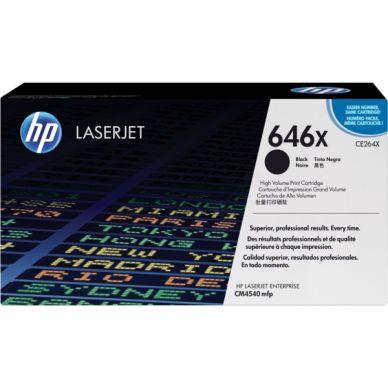 HP Värikasetti musta, 17.000 sivua, High Yield