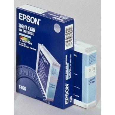 EPSON Mustepatruuna vaalea cyan 110ml