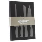Knivset 4 delar, Hackman Gourmet
