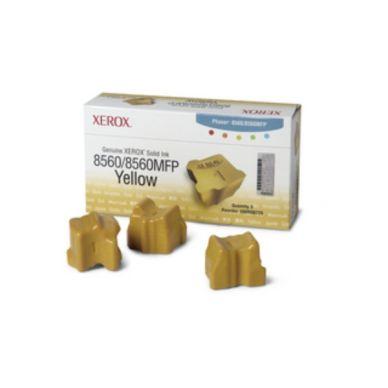 XEROX Colorstix keltainen 3-pakkaus 3.400sivua