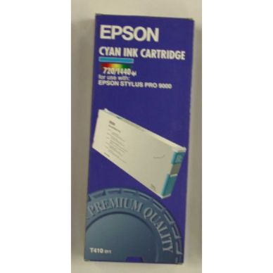 EPSON Mustepatruuna cyan 220ml