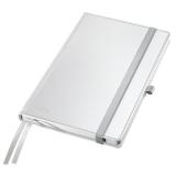 Notesblok Style A5 Hard linj. 80ark hvid