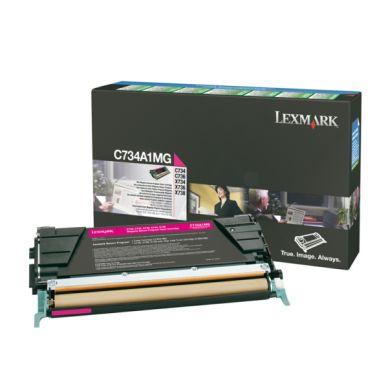 LEXMARK Värikasetti magenta 6.000 sivua return
