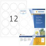 Etikett HERMA Movables A4 Ø60mm (100)