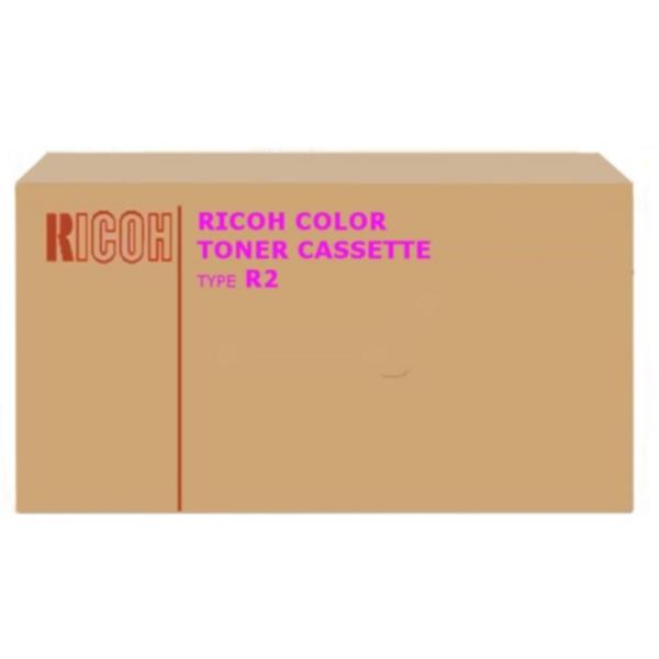 Pris på Ricoh Tonerkassett magenta type R2 888346 Tilsvarer: N/A