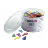 Plastbinders Laurel 25 mm, 500 stk.