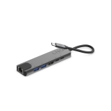 LINQ 6 in 1 USB-C Multiport Hub