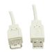 DELTACO USB 2.0 kabel Typ A hane - Typ A hona 2m
