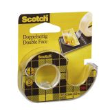 Dobbeltklæbende tape Scotch 665 6mx12mm