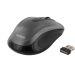 Deltaco langaton optinen hiiri, 2 painiketta ja rullain, USB