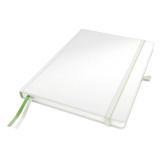 Notatbok Complete A4 Linjer 96g/80a Hvit