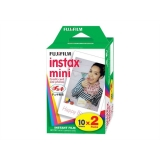 INSTAX COLORFILM MINI GLOSSY(10X2/PK)